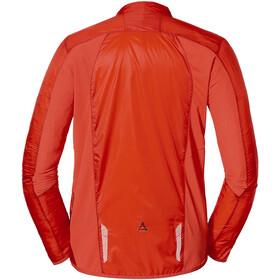 Schöffel Gaiole Jacket Men, pomarańczowy